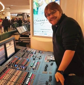 Arrival UK's Sound Engineer
