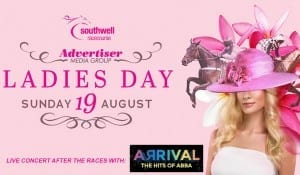 Arrival® Outdoor Concert – Southwell Racecourse